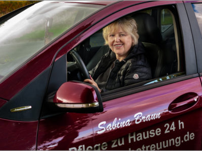 Sabina Braun Seniorenbetreuung